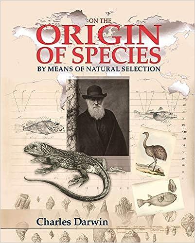 On the Origin of the Species