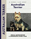img - for Australian Terrier: A Comprehensive Owner's Guide book / textbook / text book