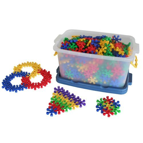 Star Manufacturing Star - Joyn Toys Manufacturing Limited Star Puzzle Connecting Pieces- Over 460 pieces