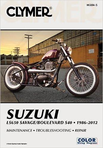 Kawasaki KLR650 2008-2012 (Clymer Motorcycle Repair) by ... on
