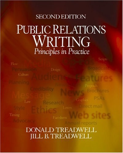 Public Relations Writing: Principles in Practice Text and Student Workbook Bundle