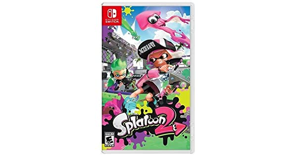 Amazon.com  Splatoon 2 - Nintendo Switch  Nintendo of America  Video Games d440ff00dc
