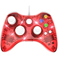 Wired Xbox 360 Controller Dual Vibrator Wired Gamepad...