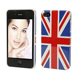 UK Flag iPhone Cover, iPhone 4 Case, iPhone 4s Case - Alpha Company by icecream design