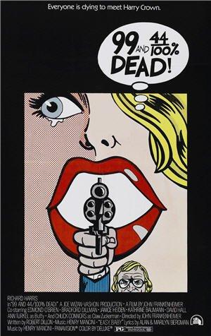 Amazon 99 And 44 100 Dead Richard Harris Ann Turkel Chuck Connors John Frankenheimer Movies TV