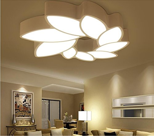 Nordic Simple Creative Living Room Ceiling Lamp Modern Remote Control Bedroom Ceiling Lights Warm Romantic Led Light Fixtures Ceiling Lights Back To Search Resultslights & Lighting