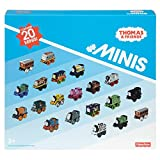 Thomas & Friends MINIS Engines, 20-Pack [Amazon Exclusive]