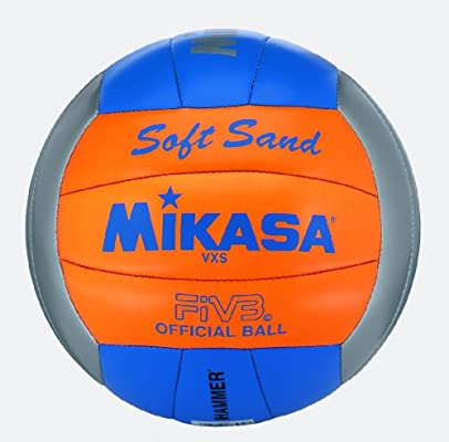 MIKASA Intersport Soft Sand VXS - Pelota de Volley Playa, Color ...