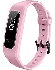 Huawei Band 3E - Pulsera de Actividad, Pantalla Táctil, Monitor de Ritmo y Sueño, Sumergible - Color Rosa