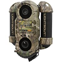 Wild Game Innovation L10B5 Elite Crush 10 X LightsOut Lee and Tiffany Digital Trail Camera (Realtree Xtra Camo, 2.4)