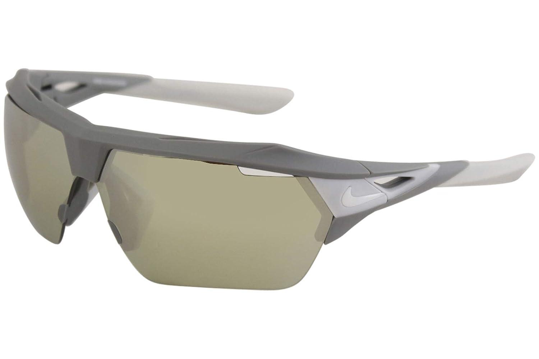 035e4c1b4828 Amazon.com : Nike EV1029-016 Hyper Force M Frame Green with Ml Infrared  Lens Sunglasses, Matte Black/White : Sports & Outdoors