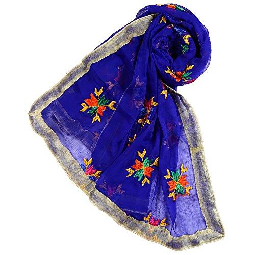 Review Dupatta Bazaar Indian Phulkari