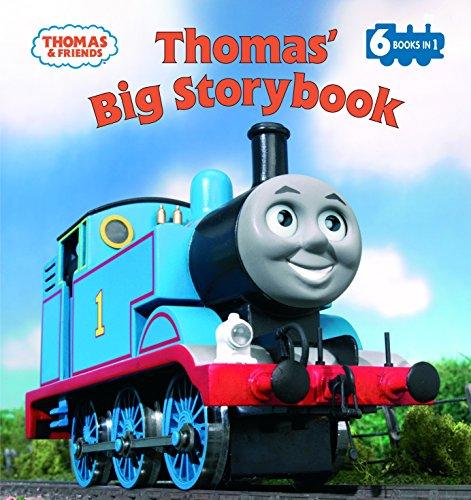 Thomas' Big Storybook (Thomas & Friends) (Picture Book) (Thomas The Train Storybook)