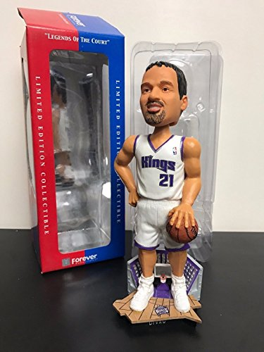 VLADE DIVAC Sacramento Kings COURT LEGENDS Bobblehead for sale  Delivered anywhere in USA