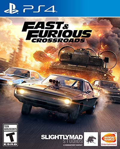 Fast & Furious Crossroads (輸入版:北米) - PS4