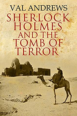 book cover of Sherlock Holmes and the Tomb of Terror