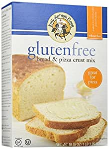 Amazon.com : King Arthur Gluten Free Flour Bread Mix, 18