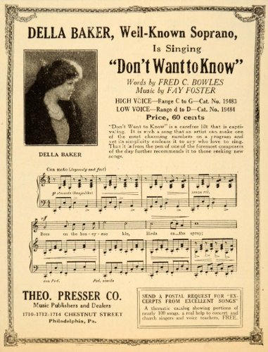 Publisher Music Posters - 5