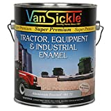 VAN SICKLE PAINT 40171 Aluminum Enamel Paint, 1 gallon