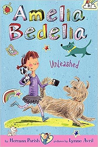 amazon amelia bedelia chapter book 2 amelia bedelia unleashed