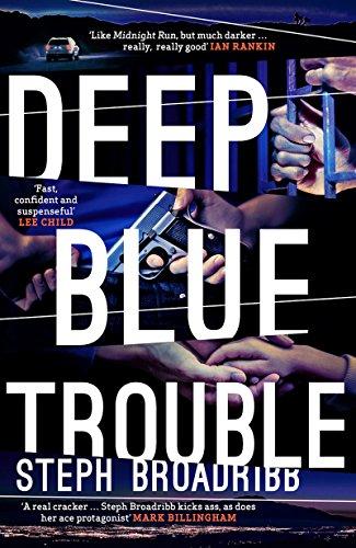 Deep Blue Trouble (Lori Anderson Series Book 2)