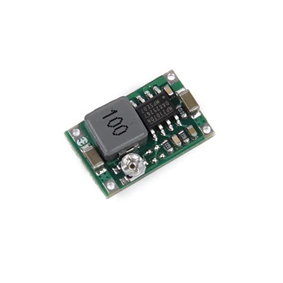 dc dc step down  : Mini 0.8-20V 3A DC-DC Converter Adjustable Step down ...