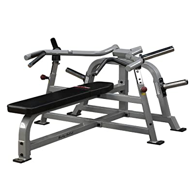 Pro Clubline by Body-Solid LVBP Adjustable Leverage Bench Press