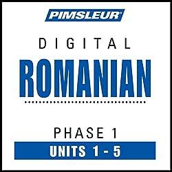 Romanian Phase 1, Unit 01-05