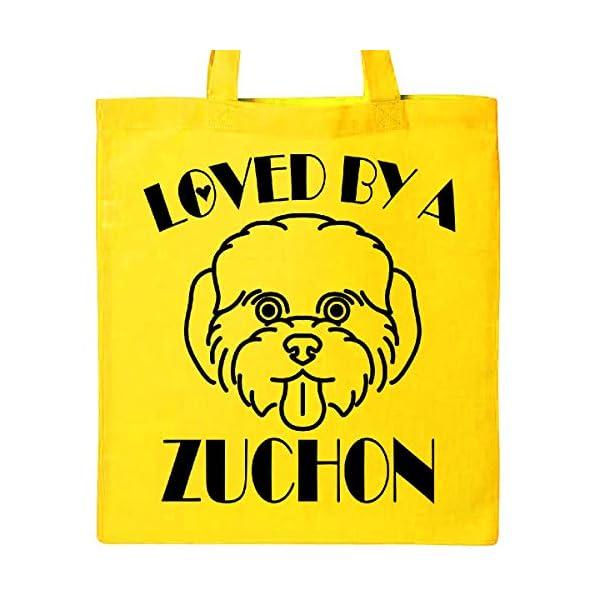 Inktastic Zuchon Dog Mom Gift Tote Bag 1