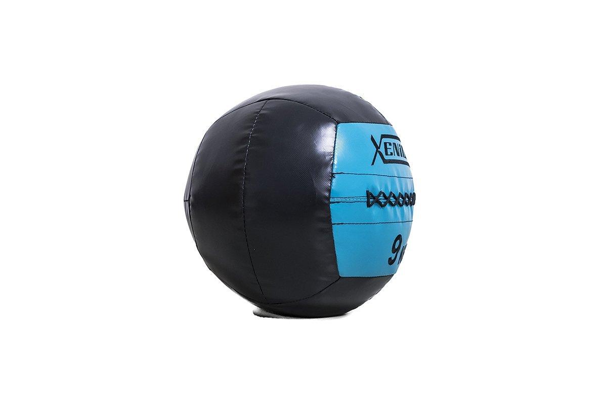 Xenios USA XSBCWBL9 Balón Medicinal - Wall Ball - 9 kg: Amazon.es ...