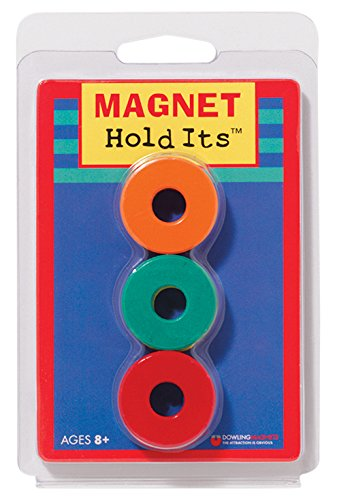 Dowling Magnets Ceramic Ring Count