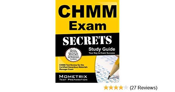 Amazon.com: CHMM Exam Secrets Study Guide: CHMM Test Review for the ...