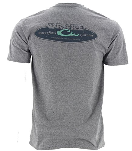 Drake Clothing Company DT3000 GHR T Shirt product image