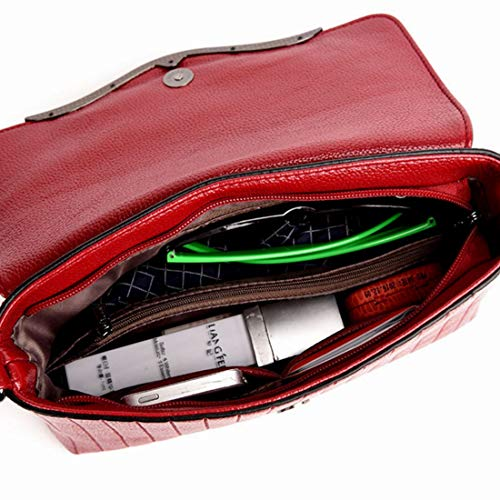 Red el para Hombro Bag Color Red FUBULE Ajustable Mini Mama Shopping Messenger Simple Shoulder Casual Bag Correa Bag av1wq4C