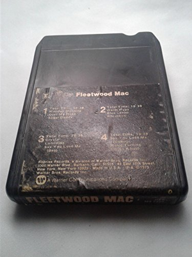 Fleetwood Mac - 1975 - 8 Track Tape (Fleetwood Mac Cassette Tape compare prices)