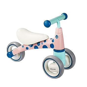 ZLMI Andador para bebés, Triciclo para niños Bicicleta equilibrada ...