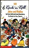 One Hundred One Rock and Roll Jokes and Riddles, Lisa Eisenberg, 0590443437