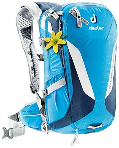 (Deuter Compact EXP 10 SL w/ 3L Res. Hydration Pack (Turquoise/Midnight))