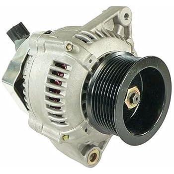 amazon.com: isuzu nikko industrial alternator 40 amp 24 ... denso external voltage regulator wiring diagram