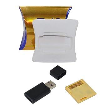 Adaptador de Tarjeta Compact Micro SD R4 Compatible con SDHC ...