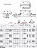 3D print parts CNC machine linear rail slide