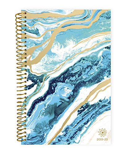 - bloom daily planners 2019-2020 Academic Year Day Planner - Passion/Goal Organizer - Monthly and Weekly Dated Calendar Agenda Book - (August 2019 - July 2020) - 6