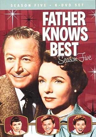 ec194766c130 Amazon.com: Father Knows Best: Season 5: Robert Young, Jane Wyatt ...
