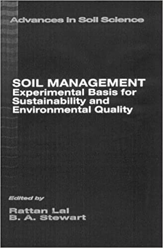 Descargar It Elitetorrent Soil Management: Experimental Basis For Sustainability And Environmental Quality Documento PDF