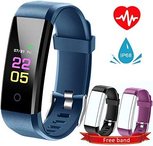 OumuEle Activity Waterproof Bracelet Pedometer product image