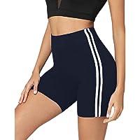 Lunule Pantalones Cortos de Yoga Mujer Fitness Pantalones
