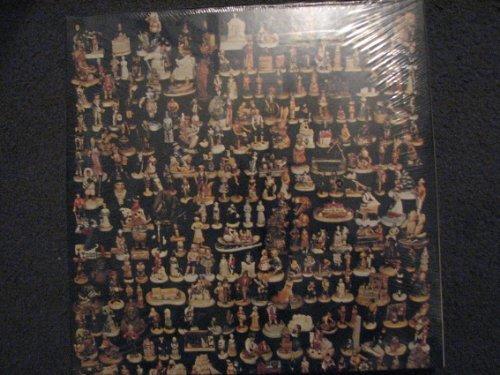 Sebastian Miniatures 500+ pieces