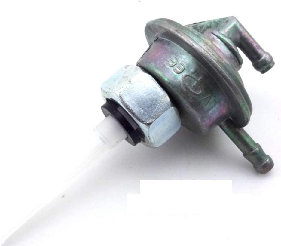 Without brand ZWQ-Switch Gas-Kraftstoff-Tap-Ventil Benzinhahn Schalter fit for GY6 50cc 90cc 110cc 125cc 150cc Chinese Moped-Roller Quad ATV Roketa ZNEN Jonway