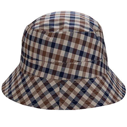Aquascutum Uomo Reversible Bucket Hat 3914ba9eb09f
