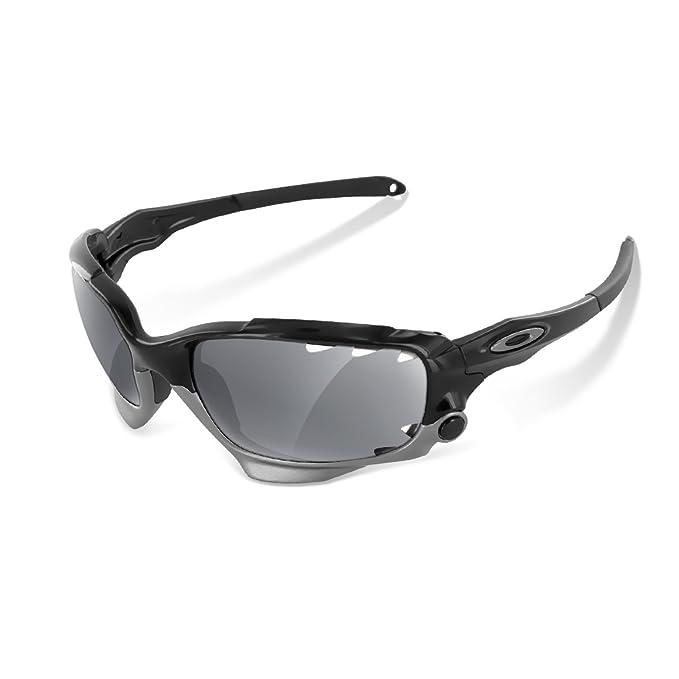 sunglasses restorer Lentes Polarizadas Grises para Oakley Racing Jacket Ventilada: Amazon.es: Ropa y accesorios